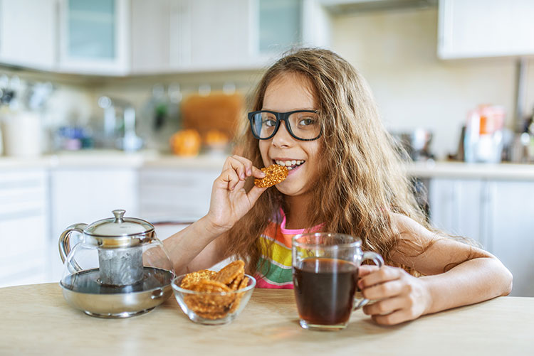 Should You Give Chaga To Children